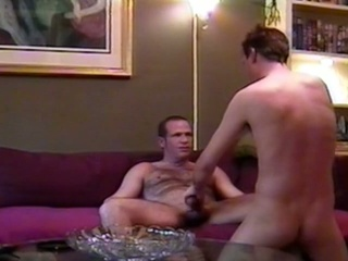 Two hot guys sucks each other's stiff cock!